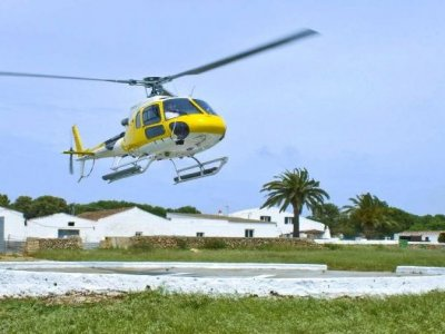 1 hour helicopter tour over Formentor