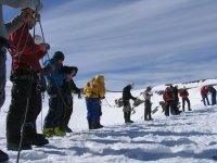 Curso de alpinismo