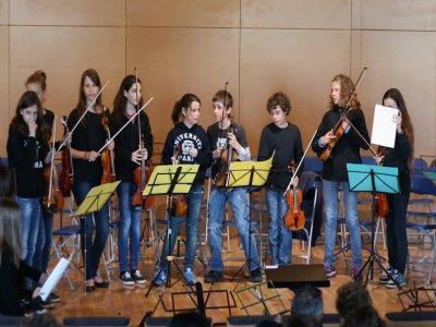 La Molina音乐营4天
