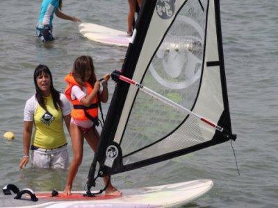2 activ. náuticas +1 de playa grupo primaria,5días