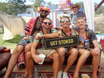 Stoke Summer Camp Ibiza