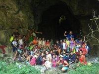 Visita a una cueva