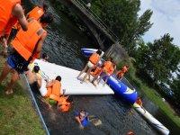 Actividades acuaticas en Cornejo