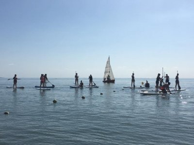 2 attività nautica + 1 spiaggia, ciclo superiore 5 giorni