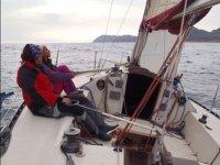 Travesia en el velero