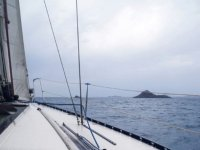 从船上观看La Grosa