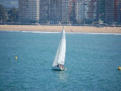 Escuela de Navegación Principado de Asturias Vela
