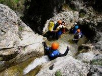 巴兰科月下降峡谷