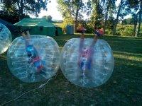 Bolas de plastico para jugar