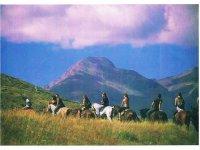 Excursion a caballo en Lerida