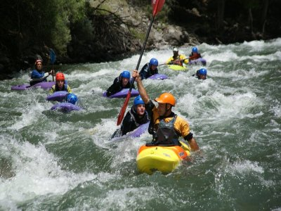 Rafting, Riverboard and Horse-riding in Lleida