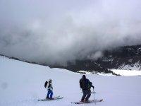 Iniciación al esquí de fondo
