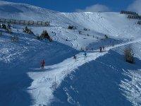 Clases de esquí de fondo