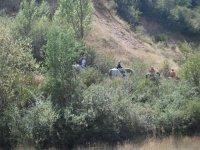 Ruta a caballo en Ponferrada