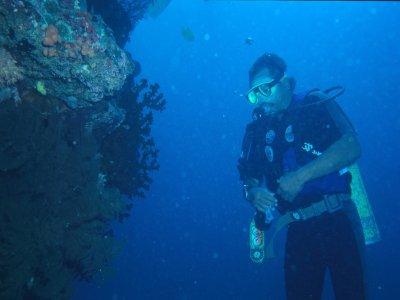 Curso scubadiver PADI en San Agustín 2 inmersiones