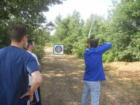 Archery in Leon for groups