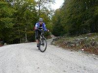 Mountain bike en León