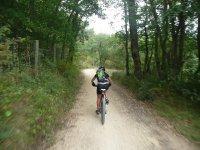 莱昂山地自行车道