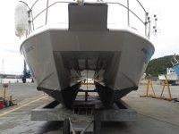 Una de nuestras embarcaciones