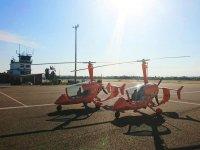 Nuestras aeronaves en el aeropuerto de Córdoba