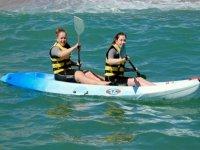 kayak de dos