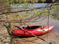 cc red canoe