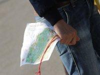 地图练习方向