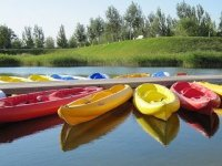 canoes and adventure