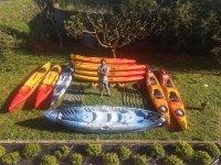 Elige tu ruta de kayak