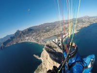 Paraglide Flight With Video + Photos Valencia
