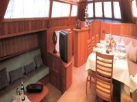 Disfruta del lujo a bordo