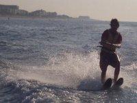 Water ski in Calella