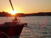 Duerme y haz vida en el barco