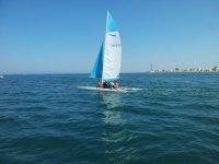 El relax de navegar