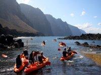 Fascinante ruta de kayaks
