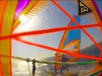 风帆冲浪帆板