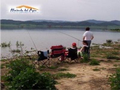 Hacienda del Agua Pesca