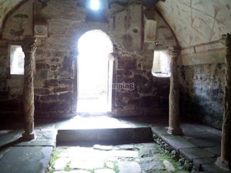Iglesia paleocristiana