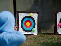 Juegos de competición  en tiro con arco