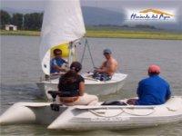 Relájate con un paseo en barco