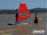 Aprende a practicar windsurf de una forma segura