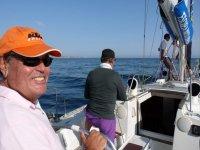 学习驾驶游艇