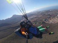 Experiences paragliding