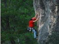 岩石的垂直进展