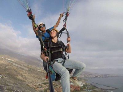 HappyFly Tenerife Team Building