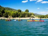 gruppi kayak