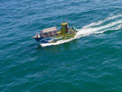 Contratar paseo en barco en Zumaia, 5 horas