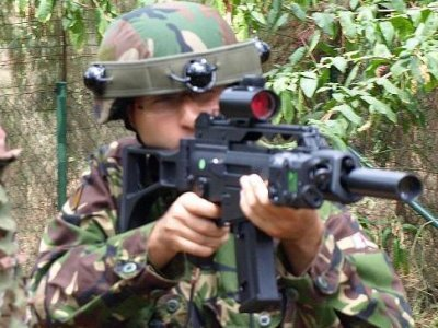 Tactical Laser Ops