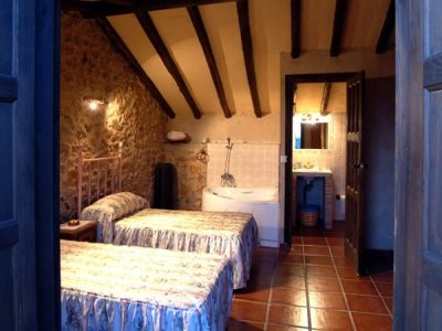1 night stay in rural house + activities La Vera