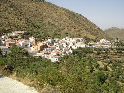 Cortijo Rural El Molino de Laroya Senderismo